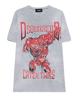 DSQUARED2 Monster Destroyed Grey