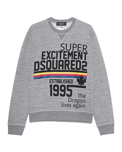 DSQUARED2 Super Excitement Grey