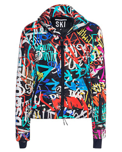 DSQUARED2 Down Graffiti Multicolor