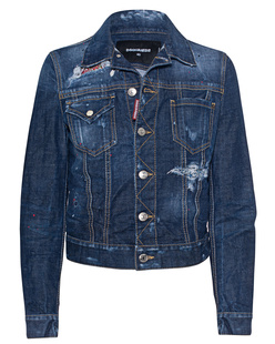 DSQUARED2 Patch Denim Blue