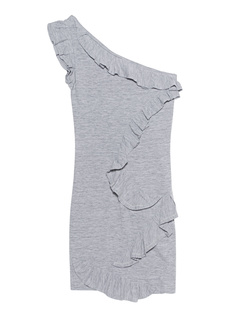 DSQUARED2 One Shoulder Grey