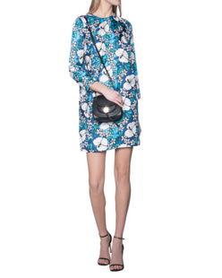 DSQUARED2 Silk Flowers Multicolor