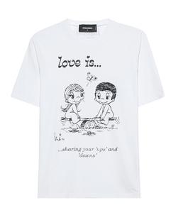 DSQUARED2 Love Couple Black White