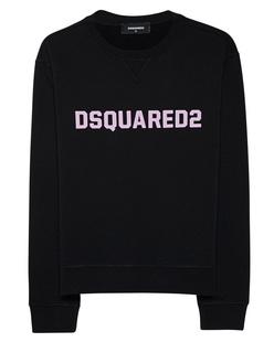 DSQUARED2 Label Print Black