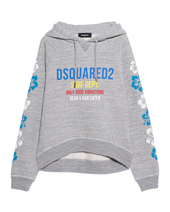 DSQUARED2 Flowers Grey