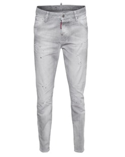 DSQUARED2 Cool Girl Long Crotch Grey
