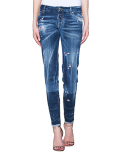 DSQUARED2 Skinny Jean Flower