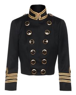 DSQUARED2 Uniform Short Black