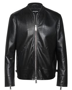 DSQUARED2 Ovine Leather Black
