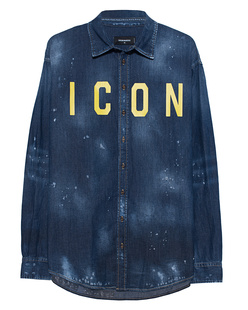 DSQUARED2 ICON Denim Blue