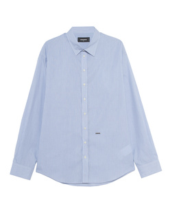 DSQUARED2 Striped Light Blue