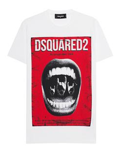 DSQUARED2 Savage Shirt White