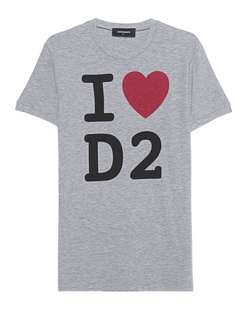 DSQUARED2 I Love D2 Grey