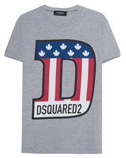 DSQUARED2 DSQ Sign Grey