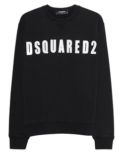 DSQUARED2 Logo Basic Black