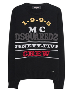 DSQUARED2 MC Knit Black