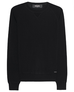 DSQUARED2 Knitted Sweater Black