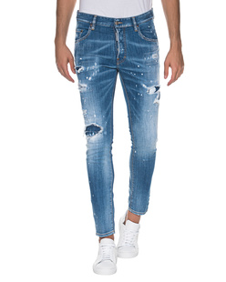 DSQUARED2 Skater Jean Blue