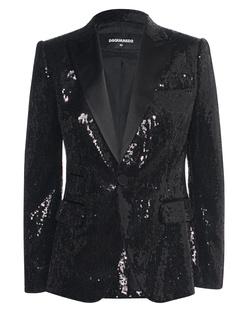 DSQUARED2 Sequin Black