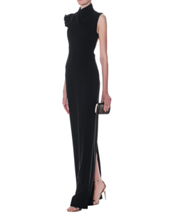 DSQUARED2 Bow Maxi Black