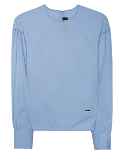 DSQUARED2 Short Cut Cotton Baby Blue