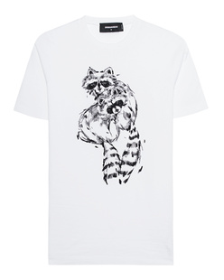 DSQUARED2 Racoon White