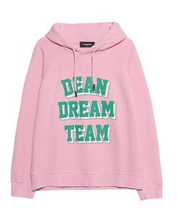 DSQUARED2 Hoodie Oversize Rose
