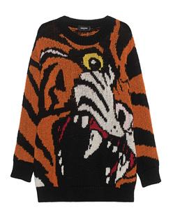 DSQUARED2 Oversize Tiger Multicolor