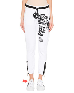 DSQUARED2 Print Cosy White