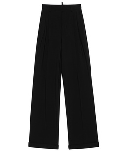 DSQUARED2 Wide Leg Clean Black