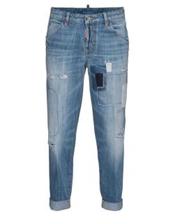 DSQUARED2 Hockney Jean Custom Light Blue