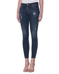 DSQUARED2 Twiggy Jean Destroy Blue