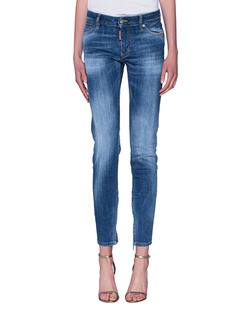 DSQUARED2 Medium Waist Skinny Jean