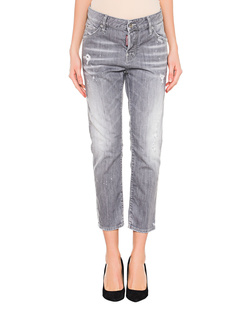 DSQUARED2 Cool GIrl Cropped Grey