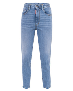 DSQUARED2 Twiggy Cropped Basic Lightblue