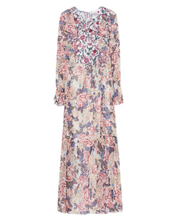 SEE BY CHLOÉ Robe Floral Natural White