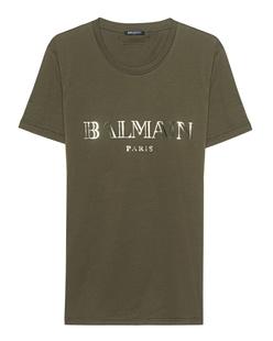 BALMAIN Logo Gold