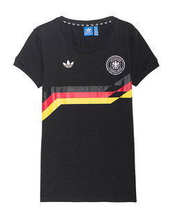 ADIDAS ORIGINALS Germany Tee Black
