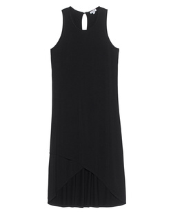 SPLENDID Rayon Jersey Layered Black