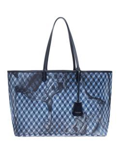 LOUP NOIR Cheval Shop Large Blue