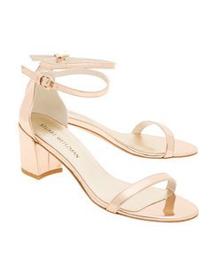 STUART WEITZMAN Simple Glass Beige