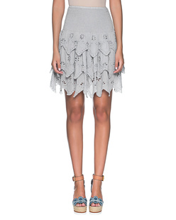 ANAAK Manderley Skirt Lightgrey