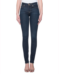 7 FOR ALL MANKIND Roxanne Bair Rinsed Indigo