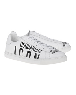 DSQUARED2 Icon Wordings White