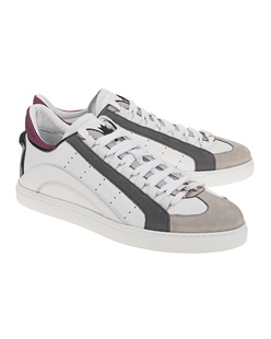 DSQUARED2 Low Sole White