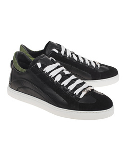 DSQUARED2 Low Sole Black
