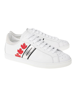 DSQUARED2 Canadian Team White