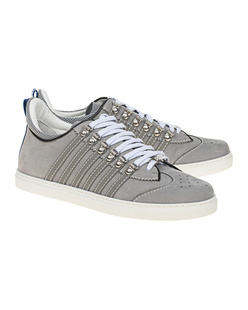 DSQUARED2 Basic Suede Grey