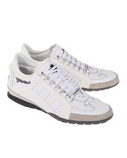 DSQUARED2 Runner 551 All White