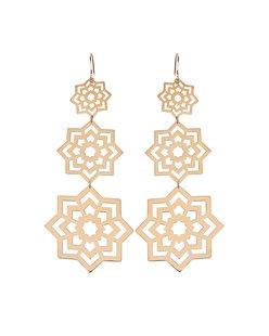 DELYS Snowflakes Gold